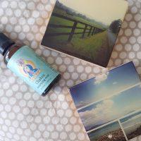 samantha clark waters hey stella art block print land sea