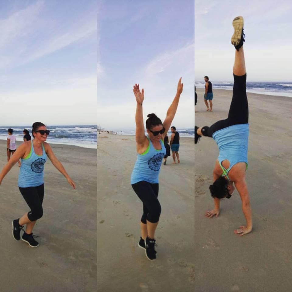 samantha clark fitness