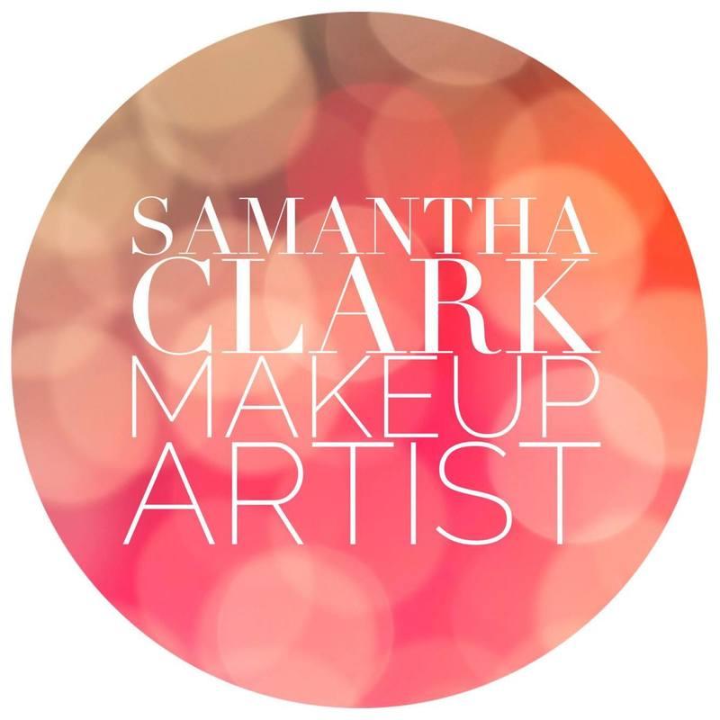 samantha clark makeup artist logo 1