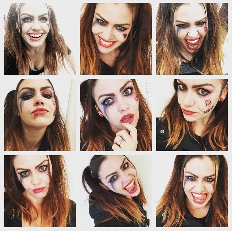 Samantha Clark Makeup Artist Portfolio