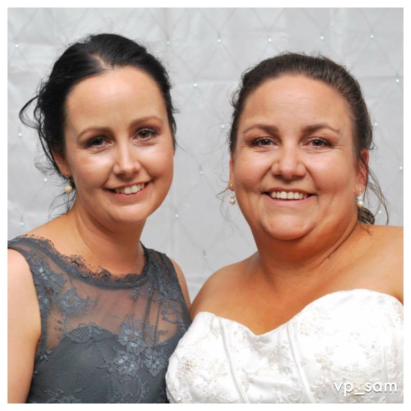 wedding makeup samantha clark