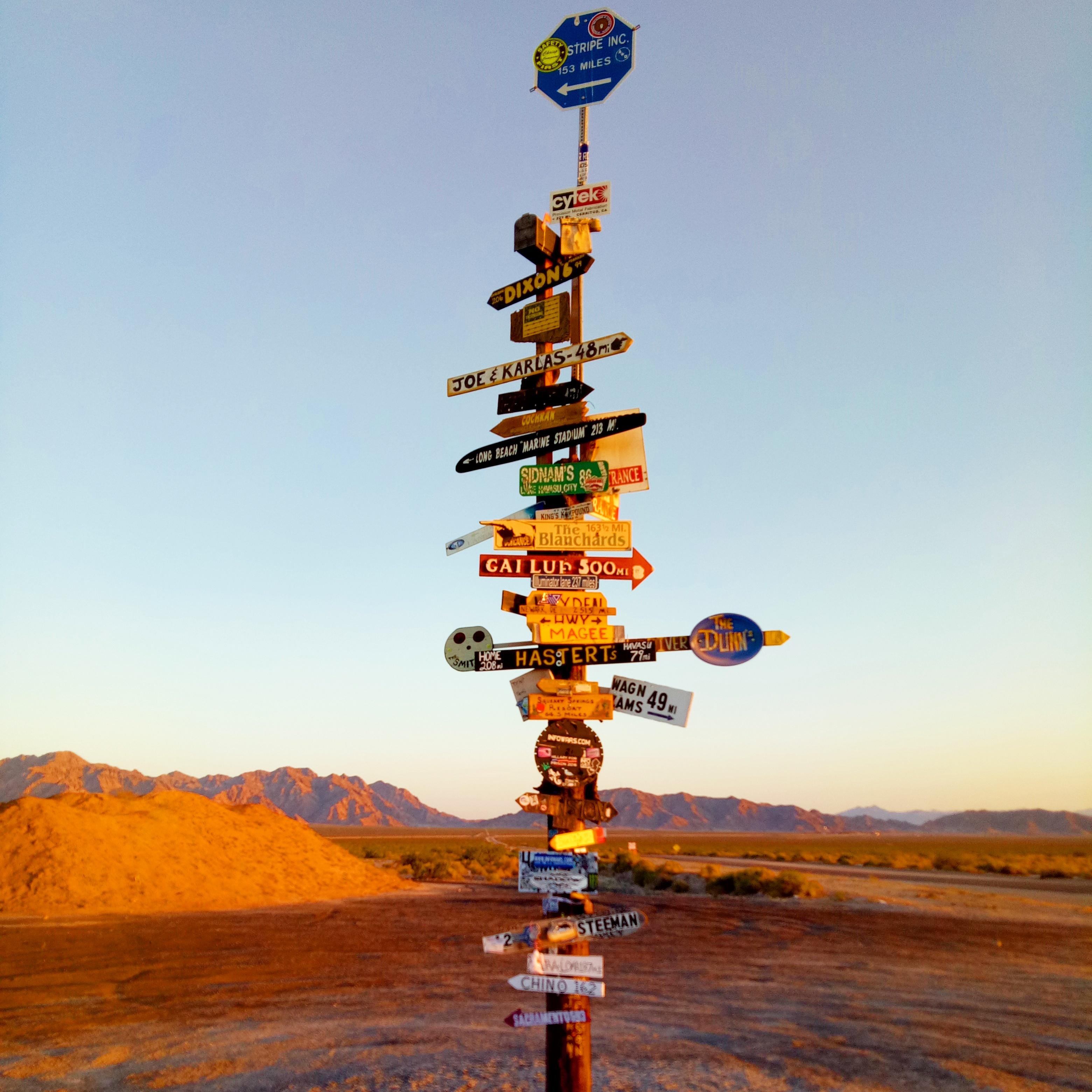 desert diaries mojave joshua tree usa travel vlog blog