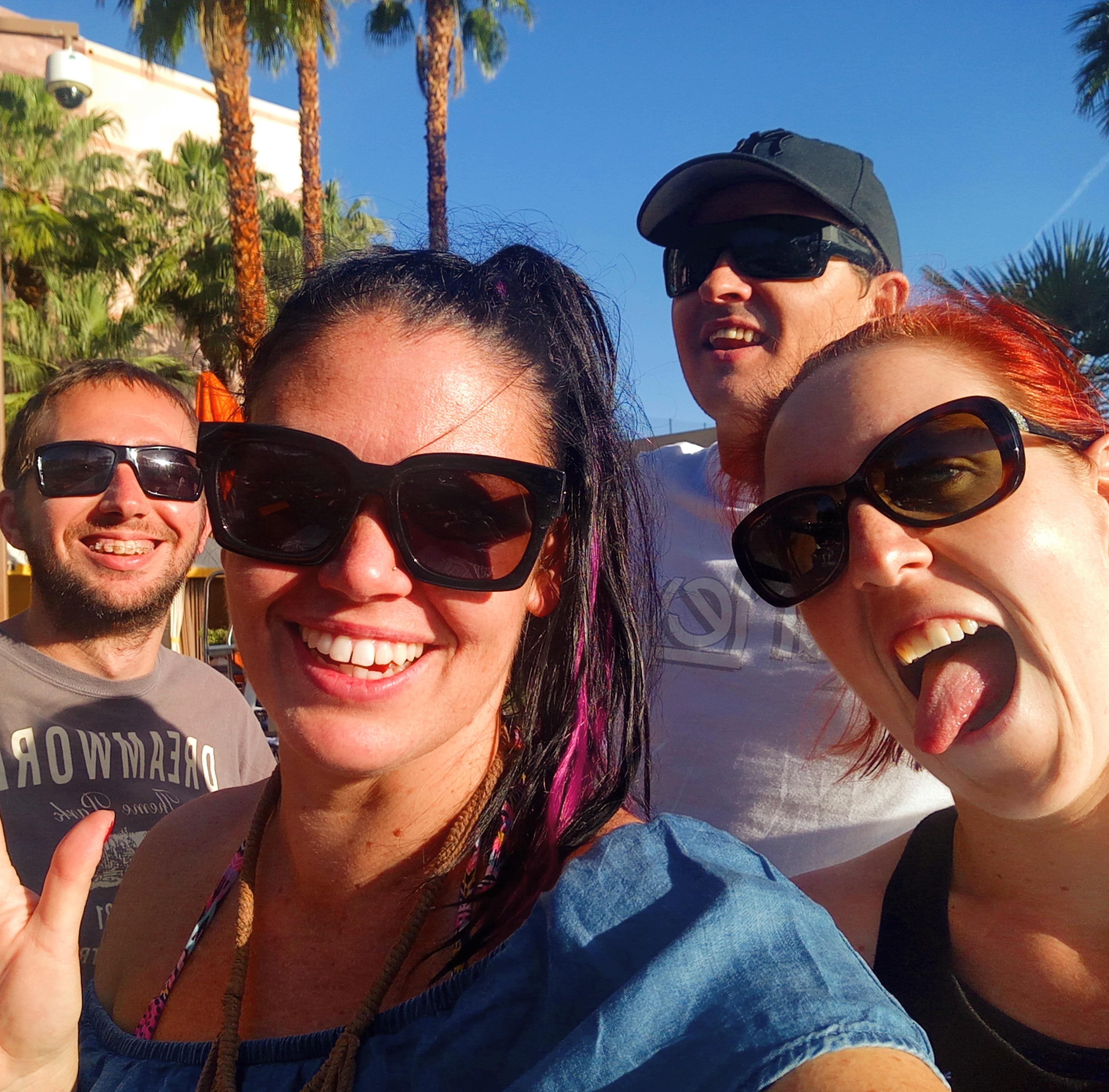 las vegas desert diaries usa travel vlog blog adventures top golf