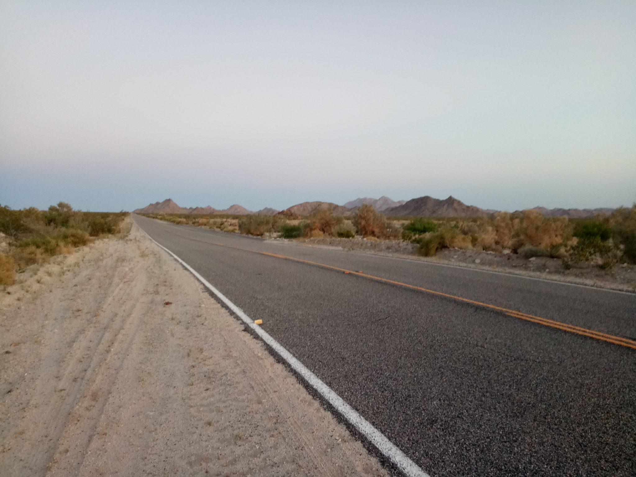 desert usa road lessons samantha clark