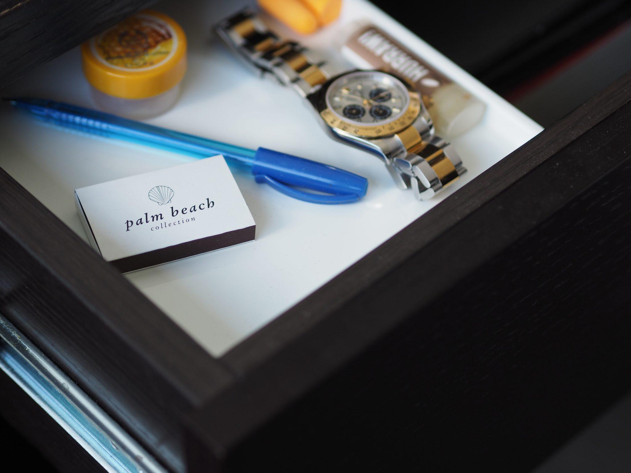 hidden drawer small space storage