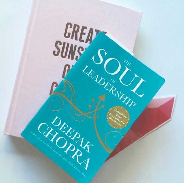 soul of leadership spiritual business book