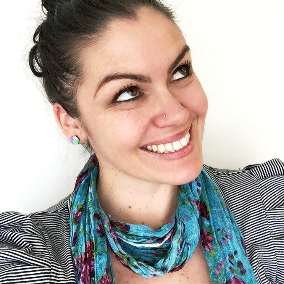 samantha clark contagious big smile smiling blog storytime pearly whites