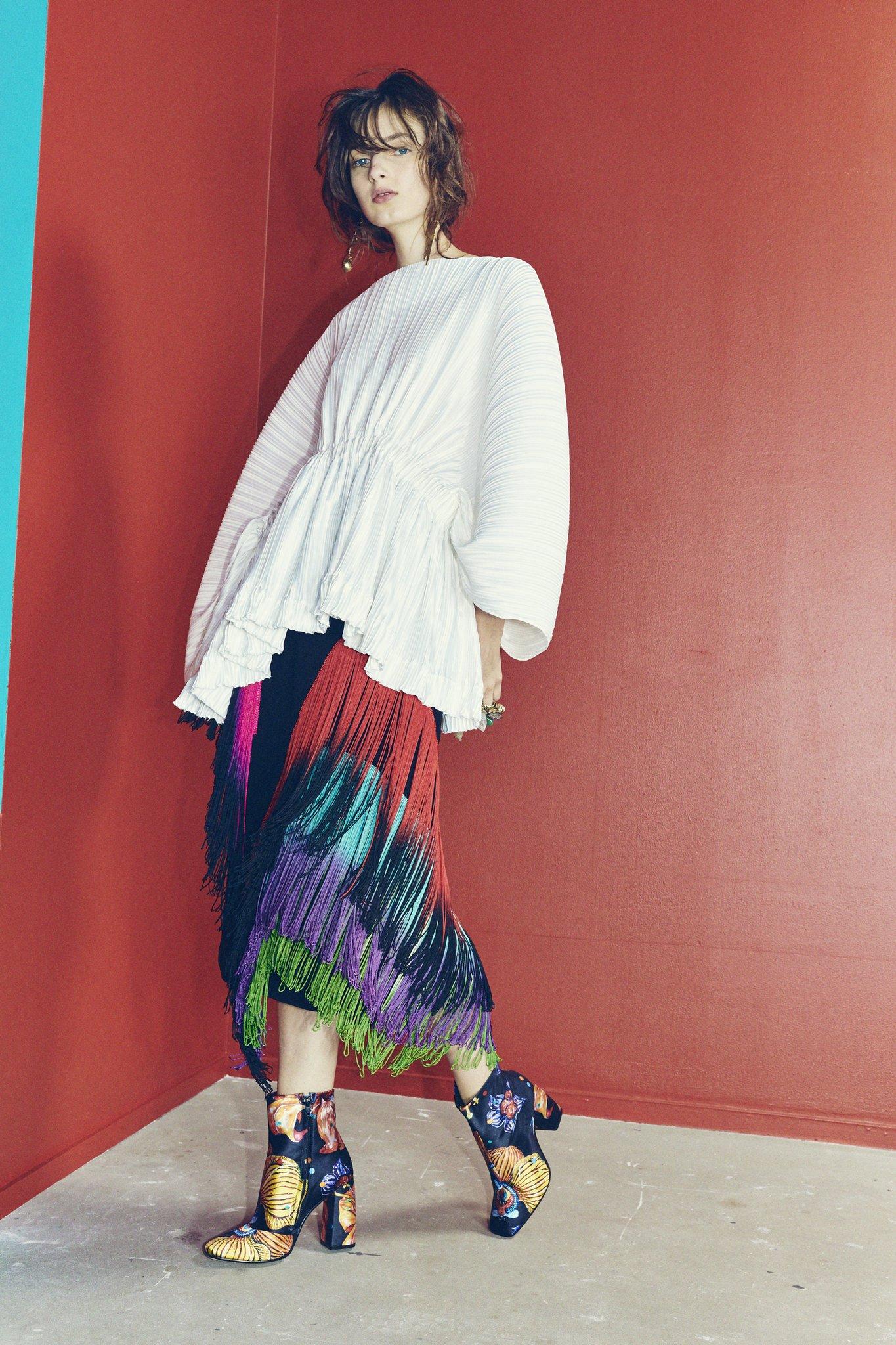 australian ss17 colour fashion