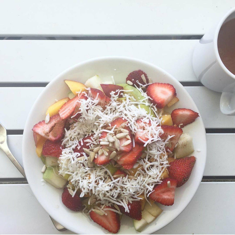 australian youtuber content creator food flatlays