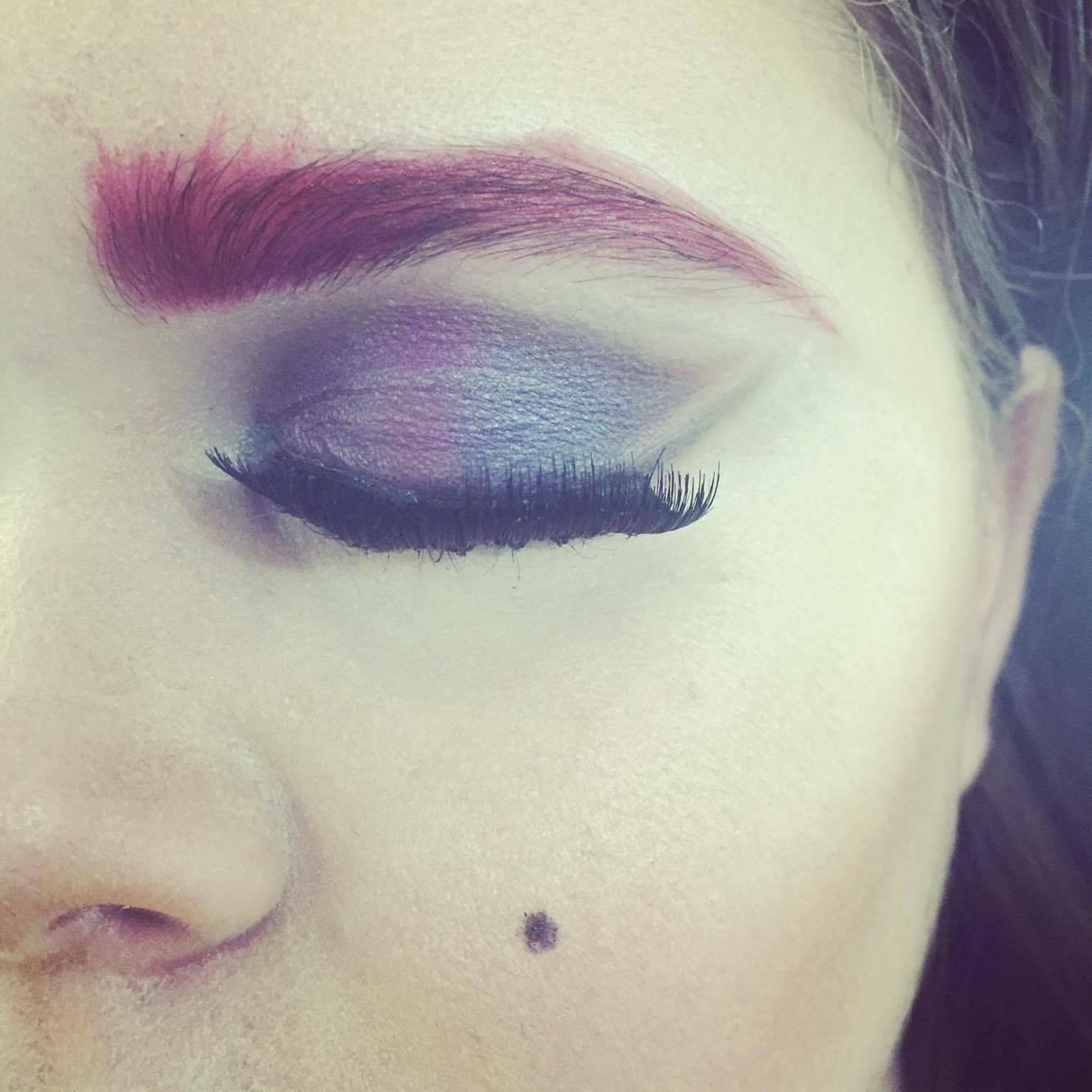 beauty blogger makeup content creation 2