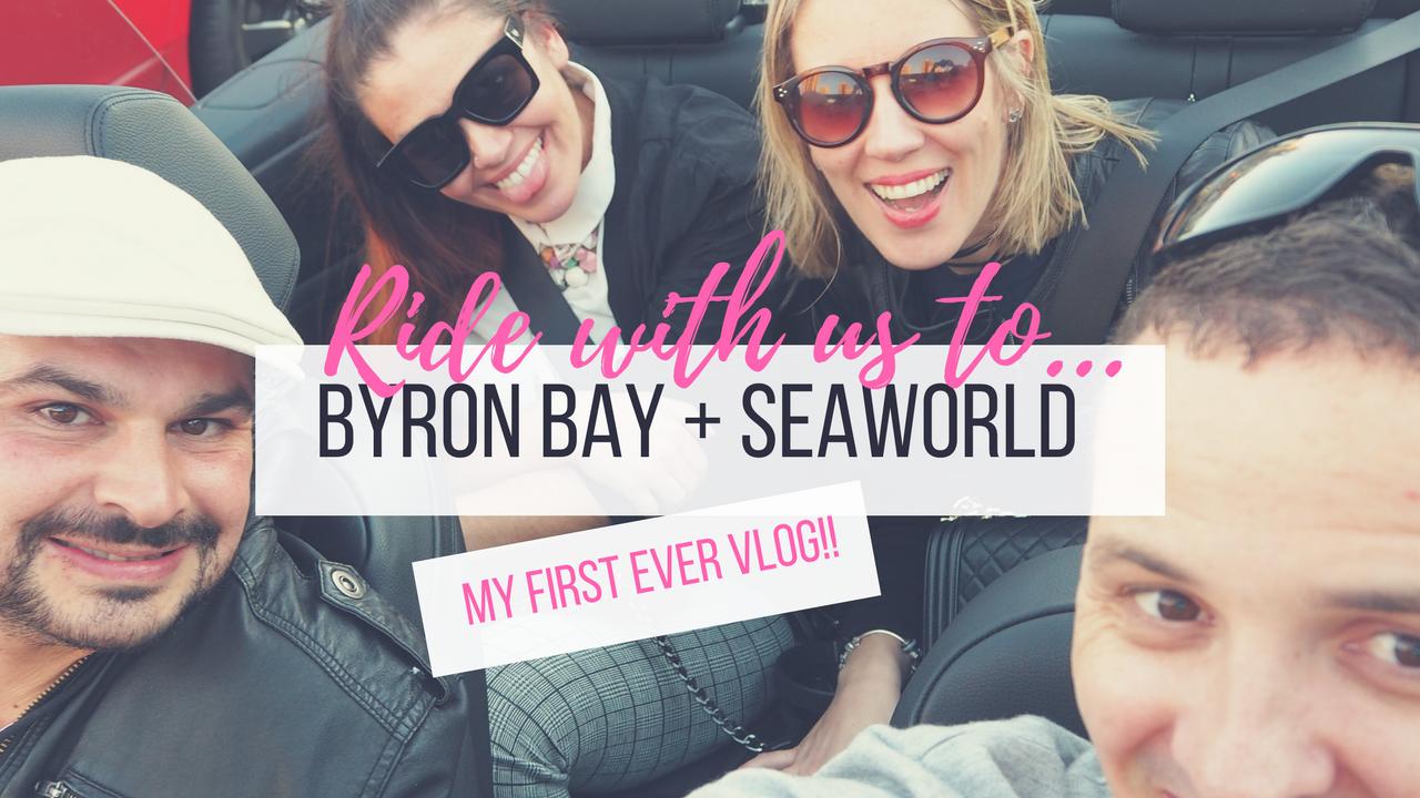 byron bay seaworld vlog samantha clark
