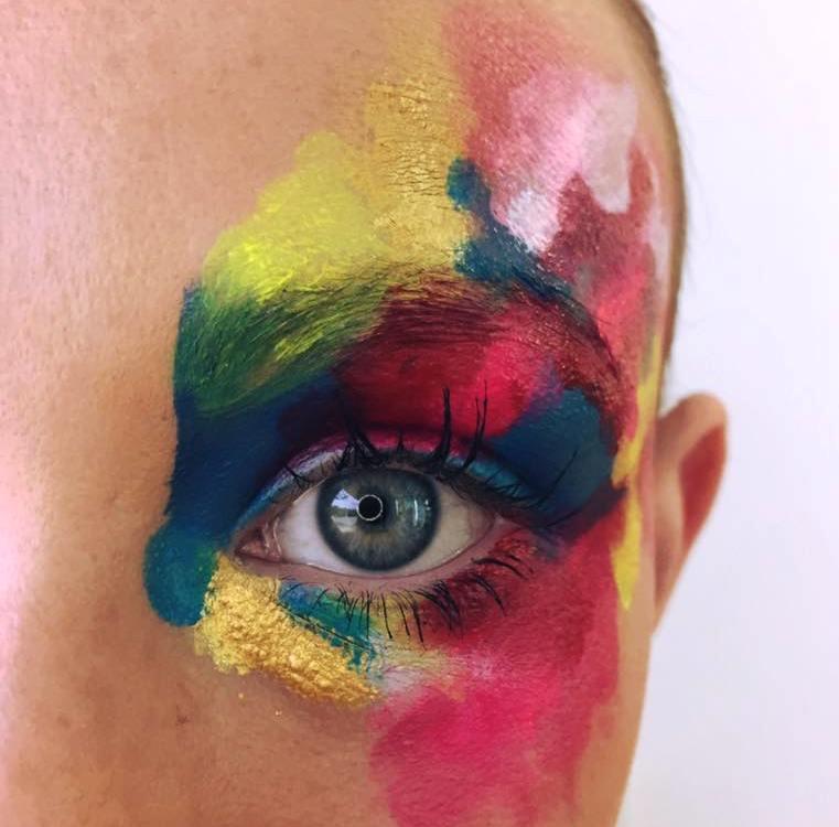 samantha clark creative makeup artistry portfolio 1