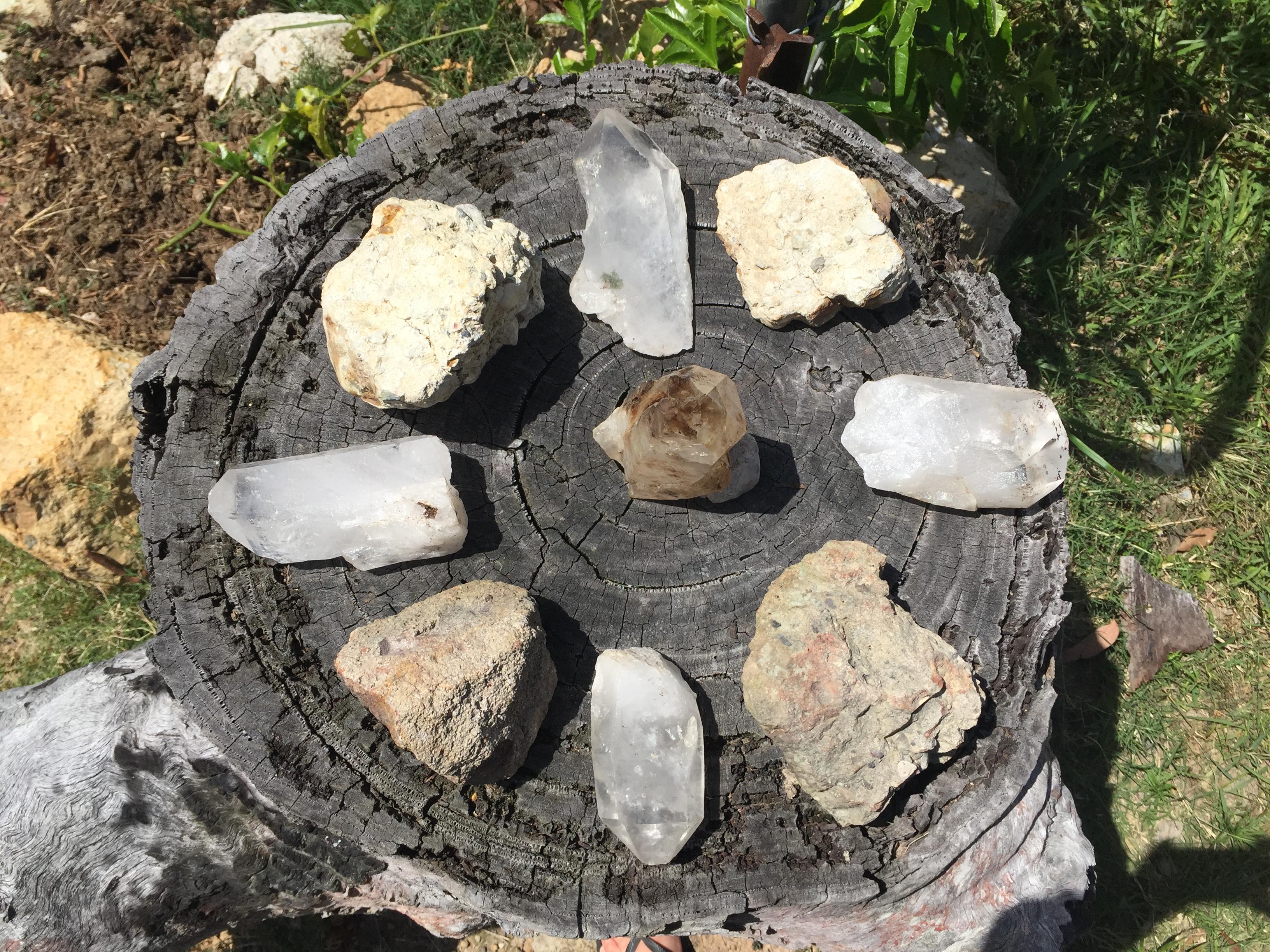 samantha clark nature alter spirit crystal