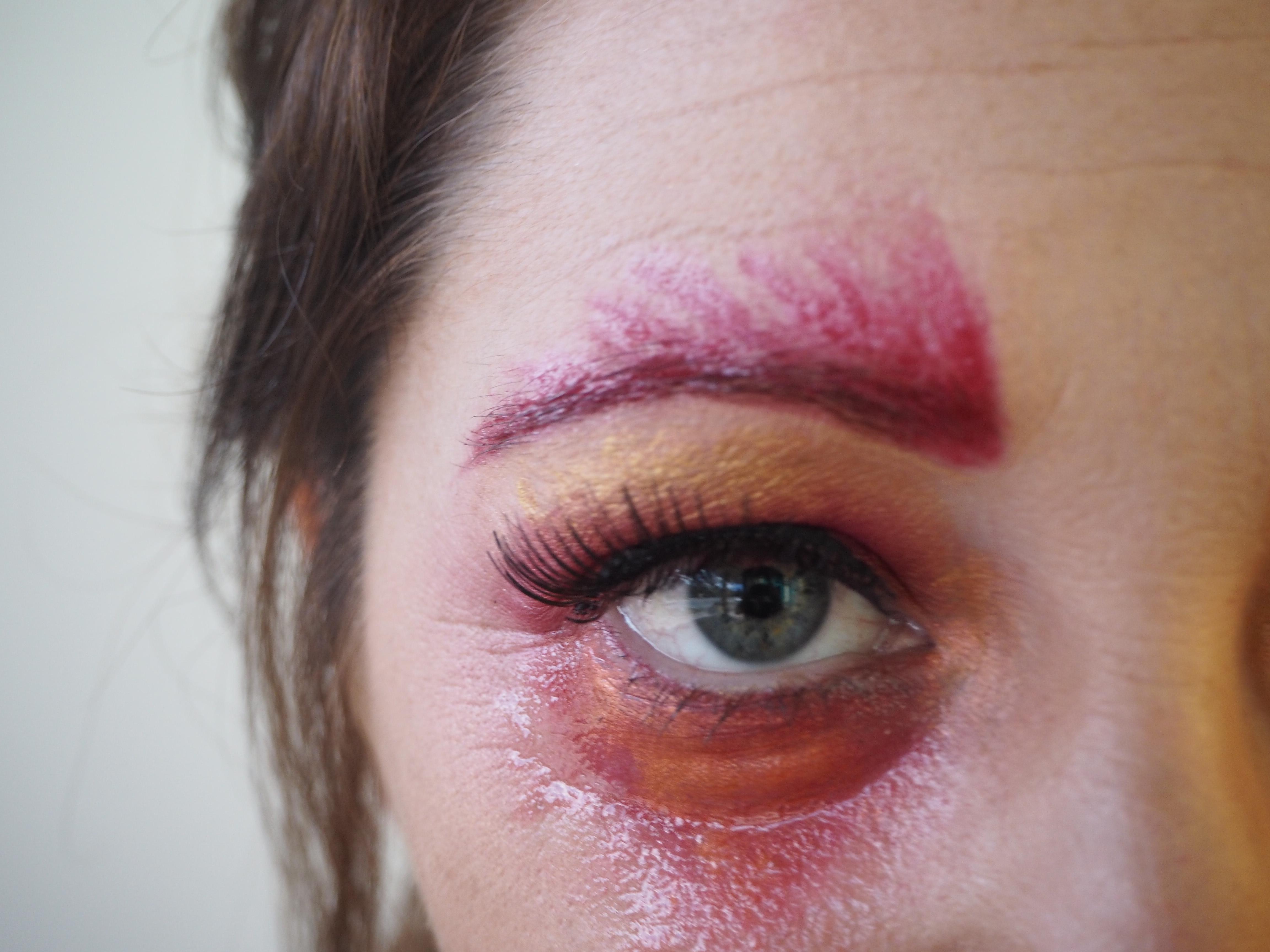 creative fashion makeup gold coast