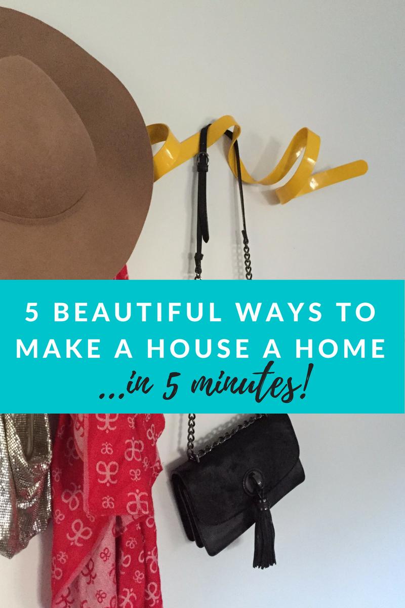 make a house a home fast blog