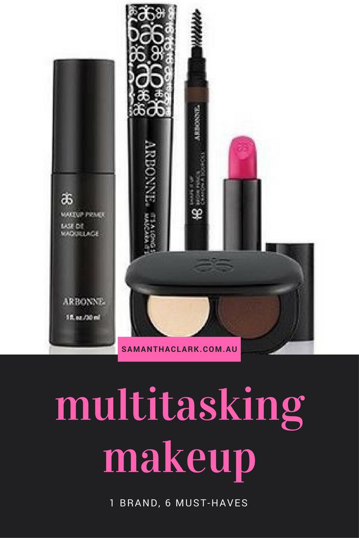 multitasking makeup arbonne vegan blog