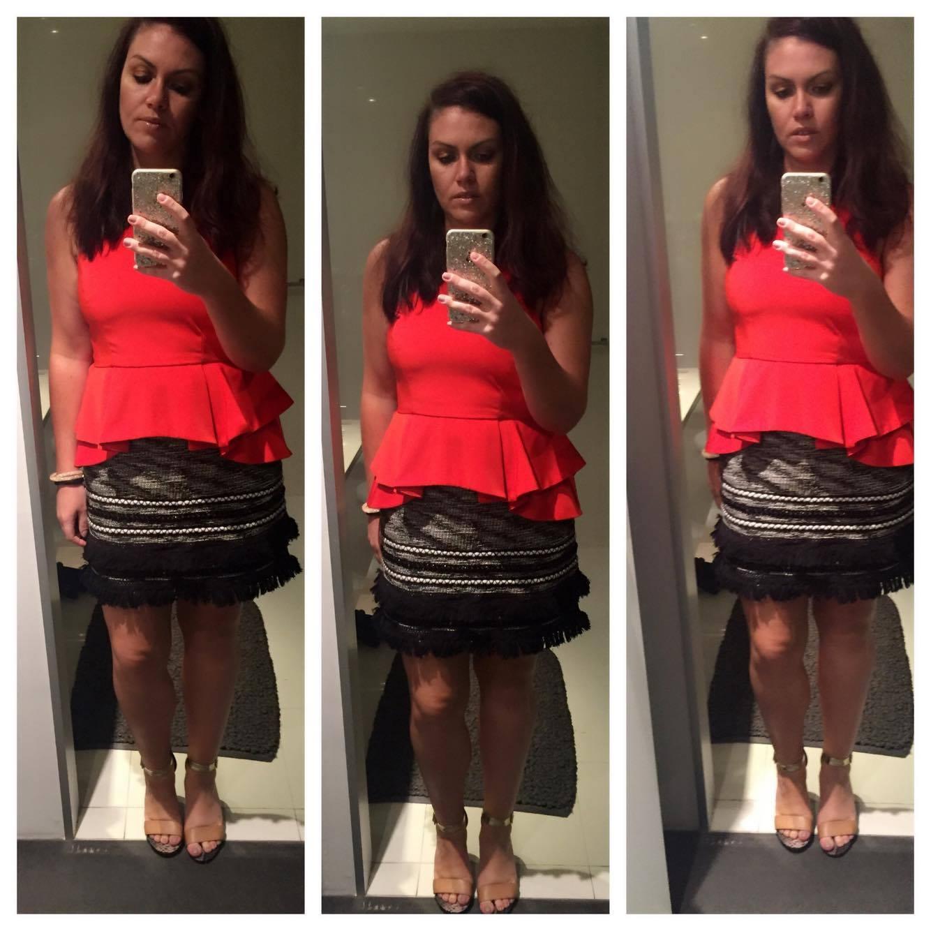 samantha clark style what i wore work wardrobe 5