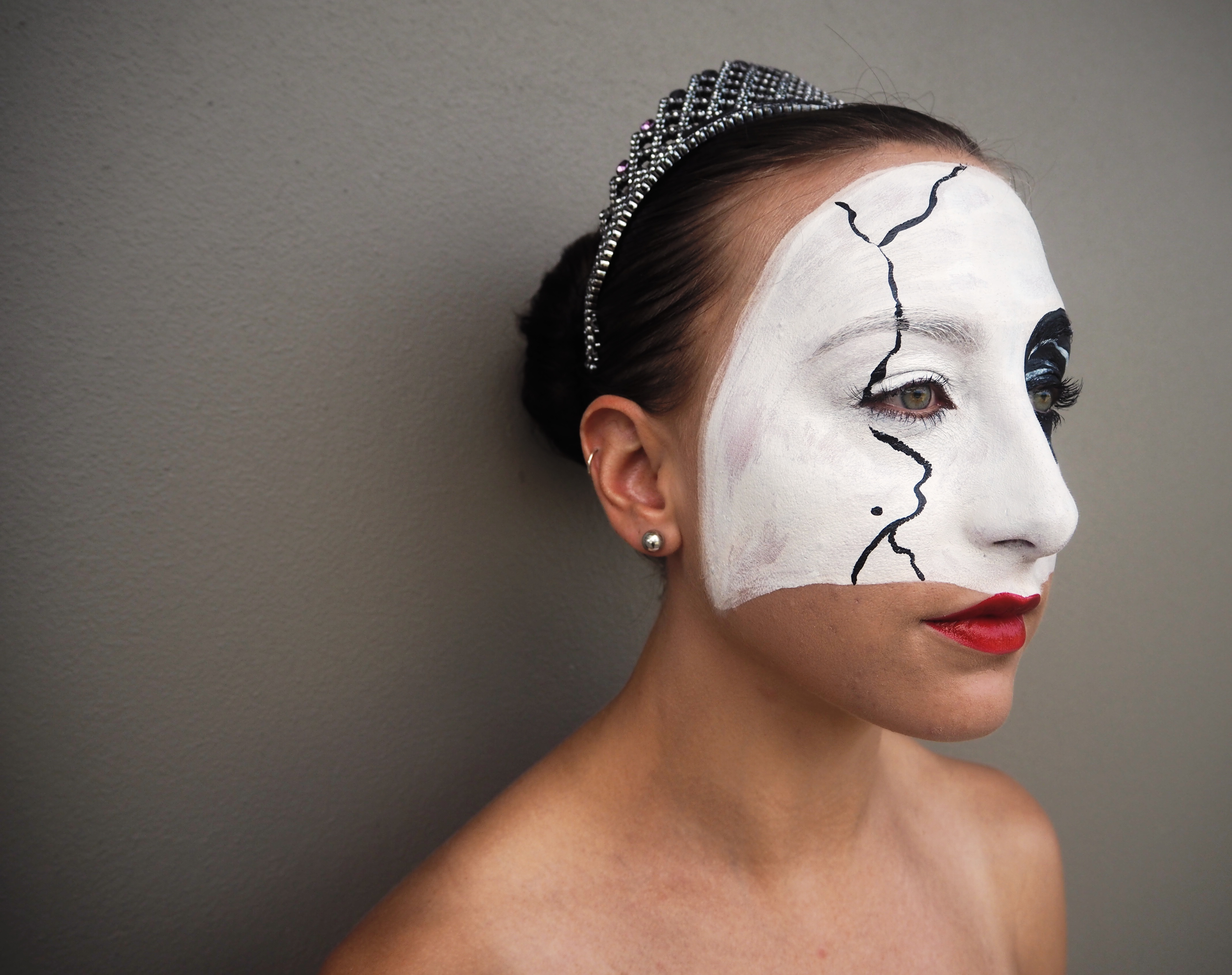 black swan creative makeup samantha clark