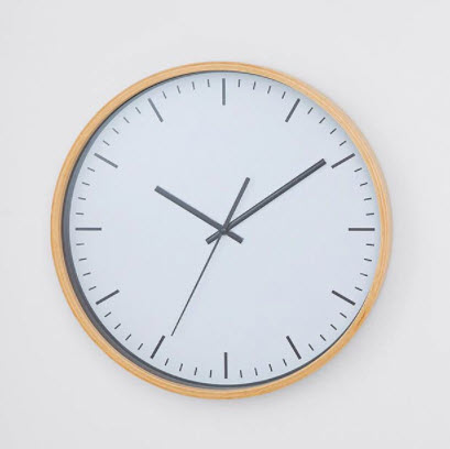 home lovers xmas gifts clock