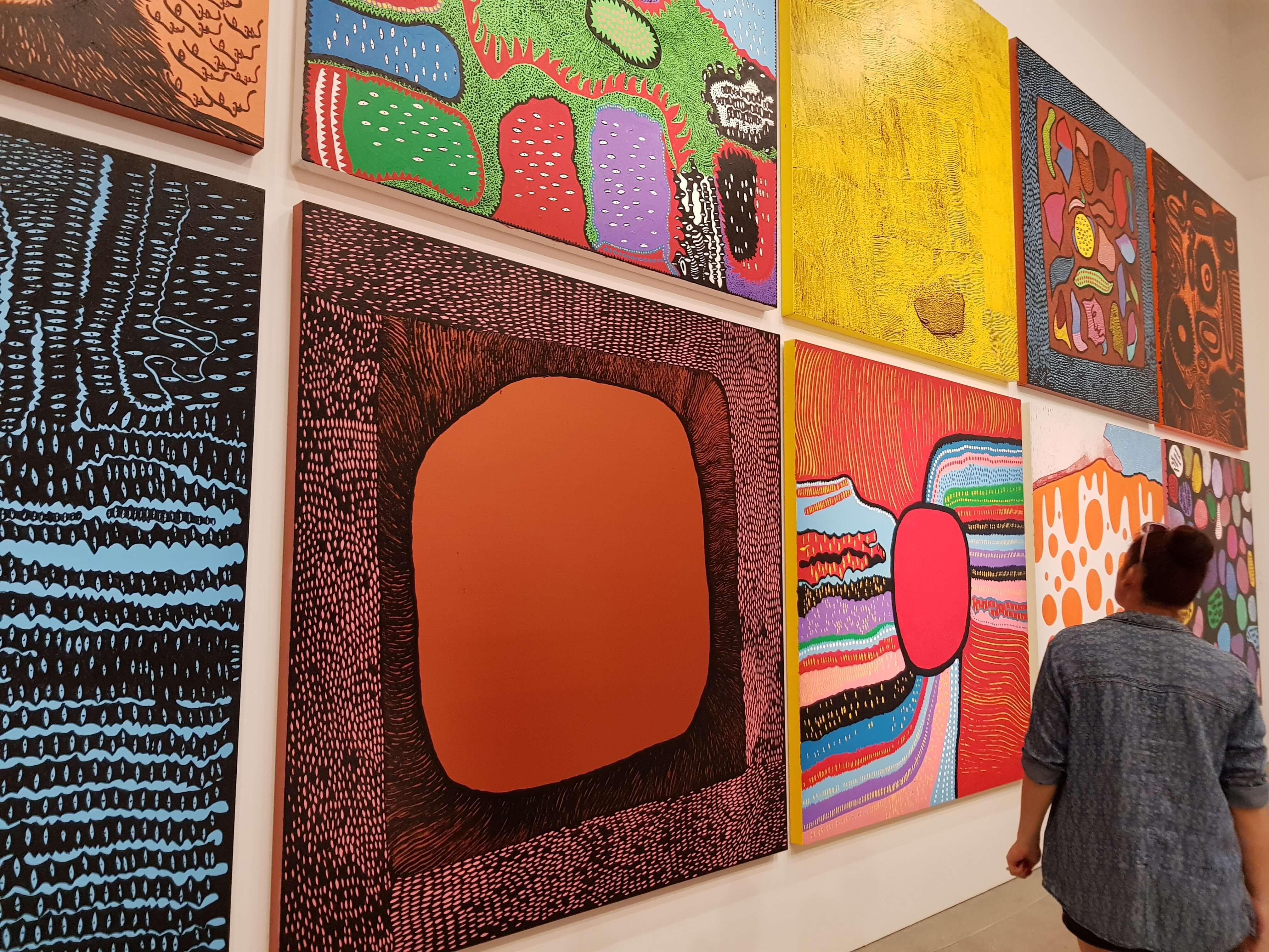goma exhibit yayoi kusama art 2