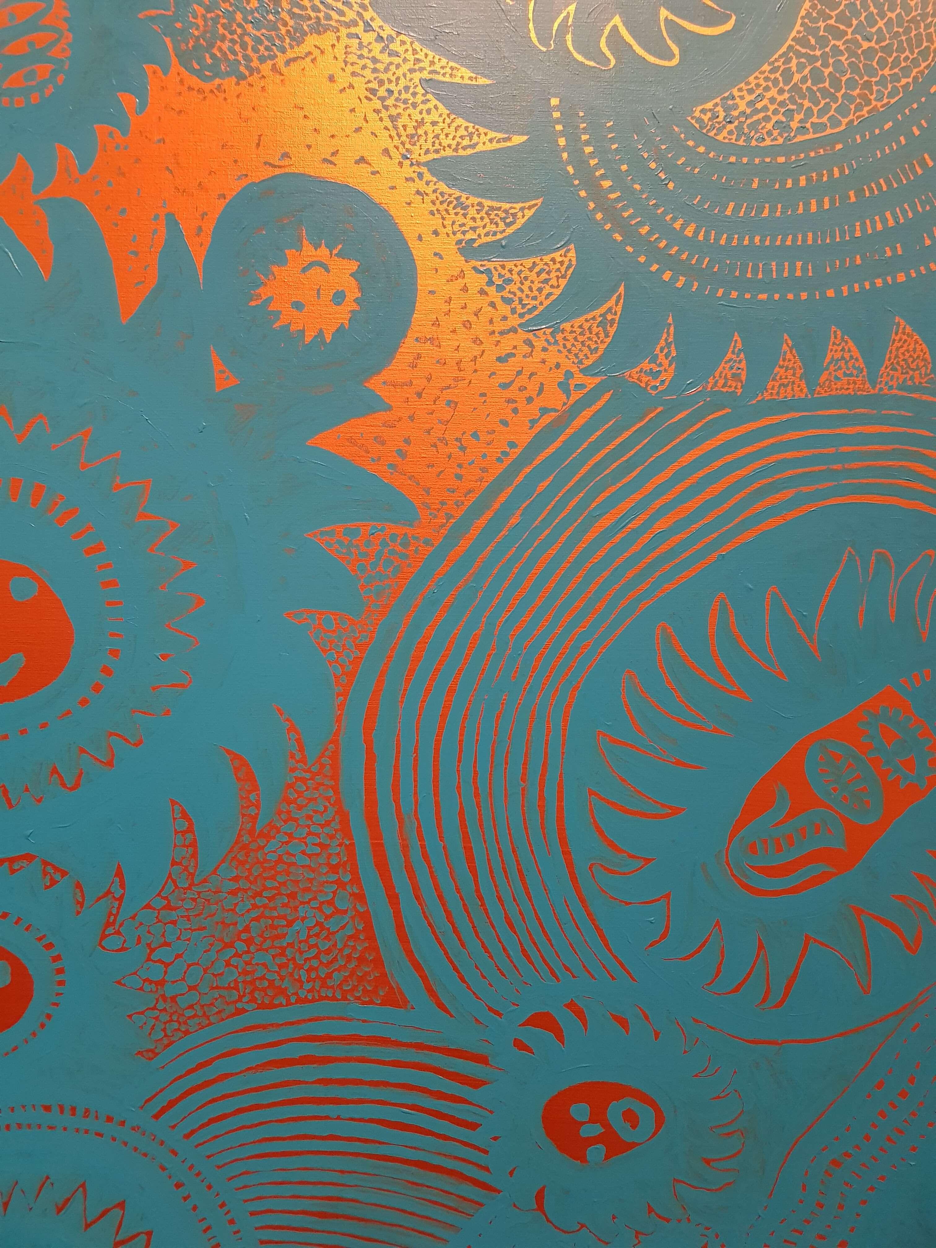 visit goma yayoi kusama exhibition 2
