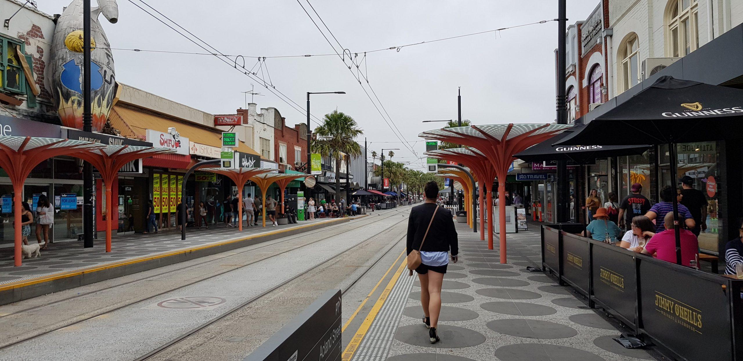 melbourne city fun bikes streets best travel blog 2
