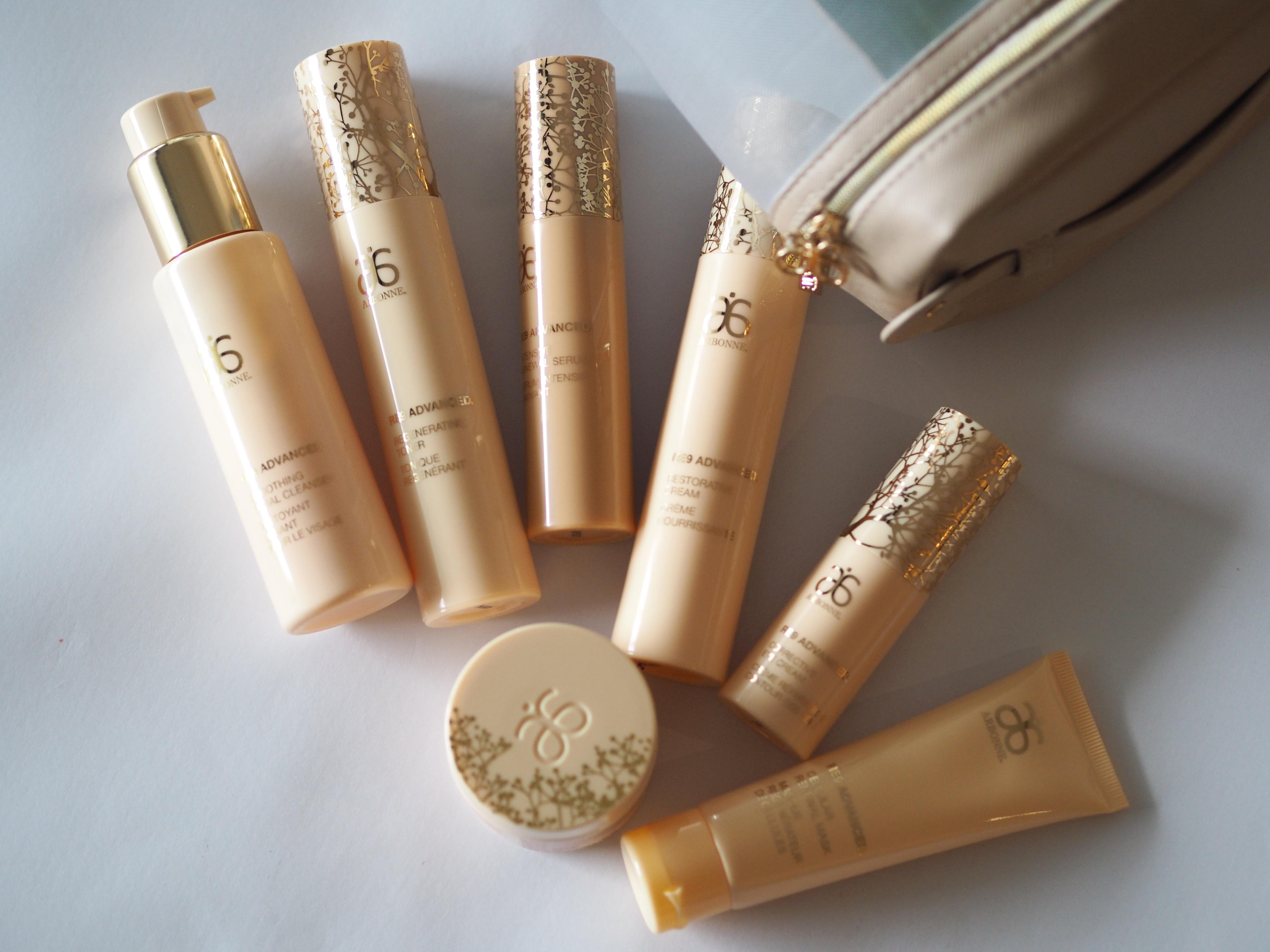 antioxidant serum anti aging cream