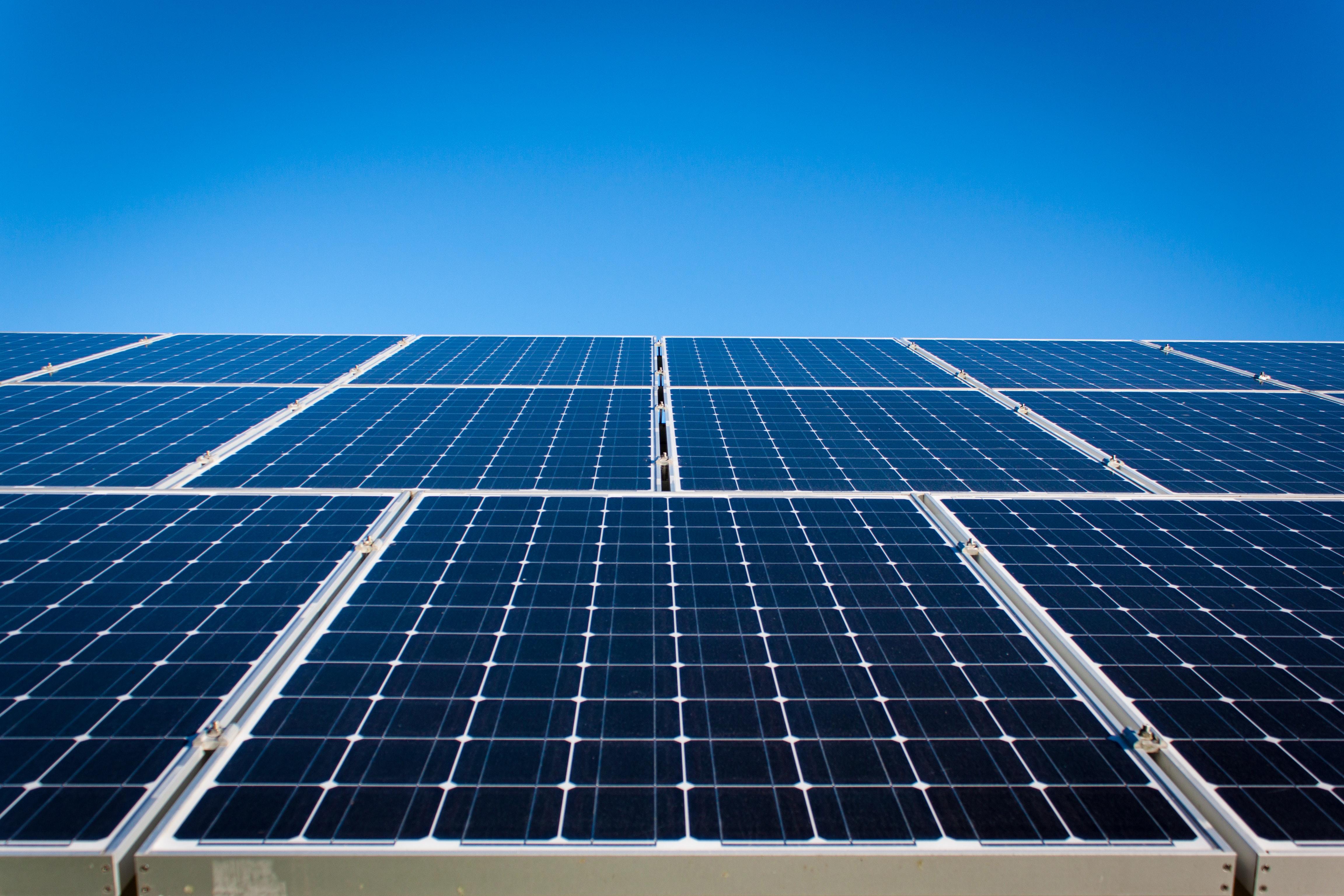 home improvements solar panels environmental green energy saving blog