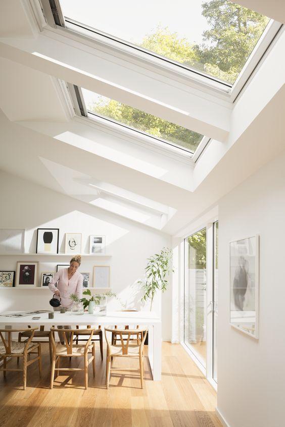 natural light home improvements energy saving environmental green skylight