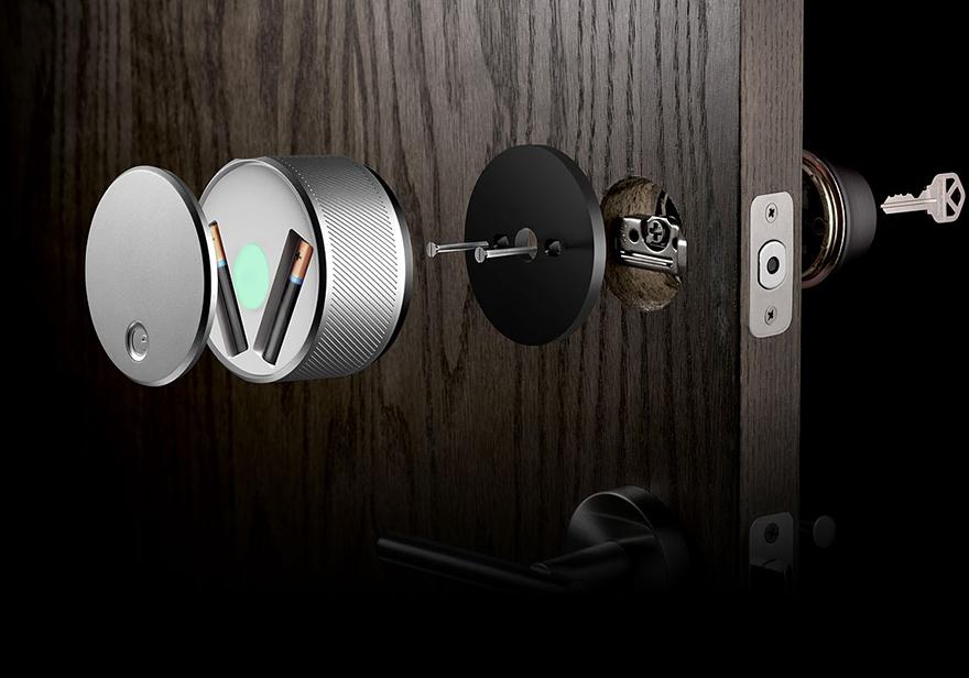 smart home automation door security interiors blog