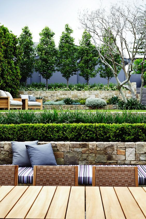 garden privacy hedging plants exterior design home style blog
