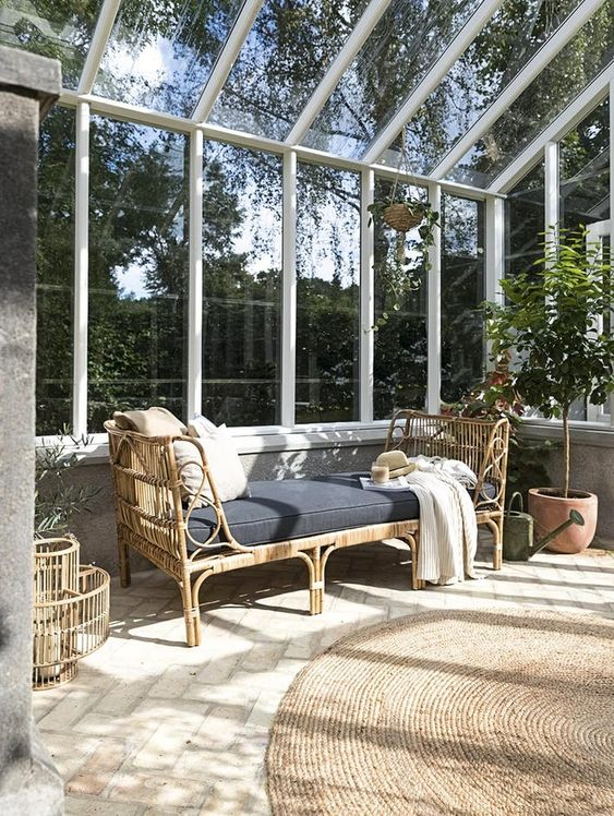 garden weather enjoy conservatory sunroom home style blog