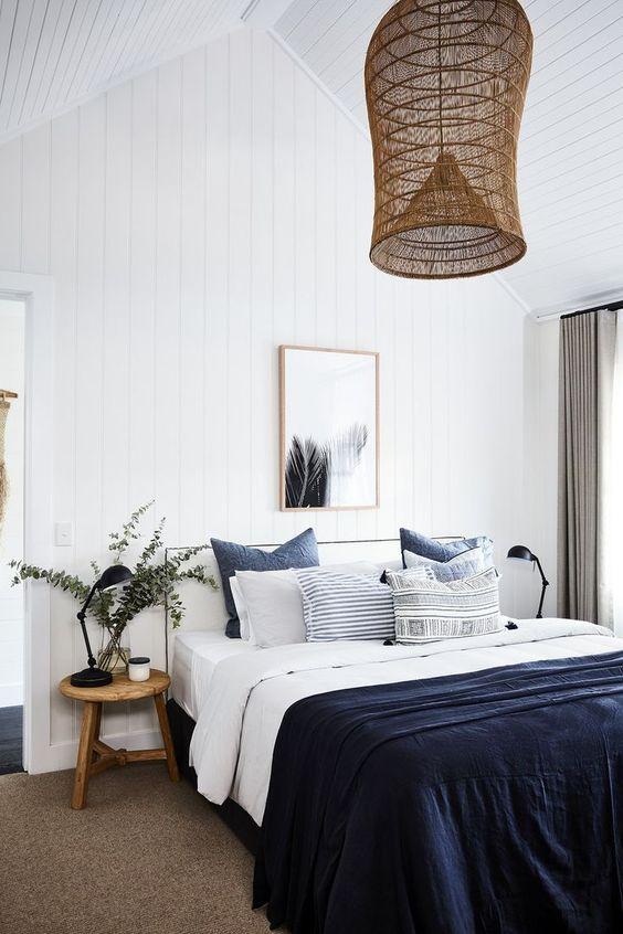 beachy style interior design coastal farmhouse blog