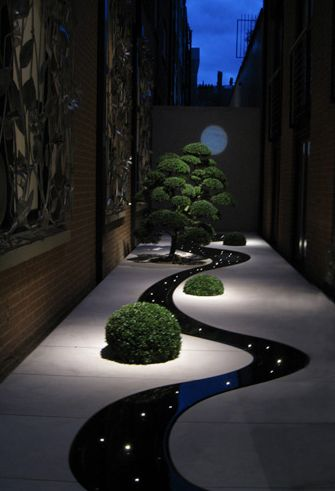 night garden light designer decor exterior interior lifestyle blog 1