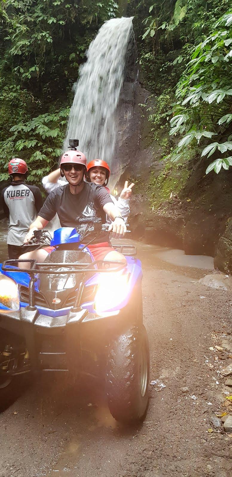 travel excuses never hold you back vlog blog bali atv ubud adventure