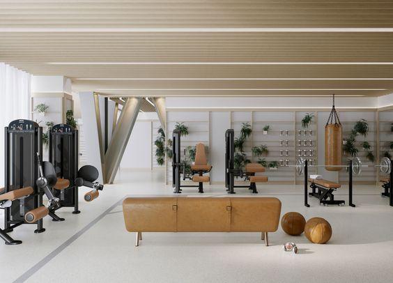 designing dream home gym fitness yoga space interiors blog luxury