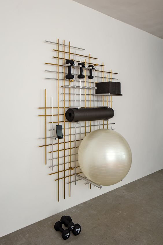 designing dream home gym fitness yoga space interiors blog