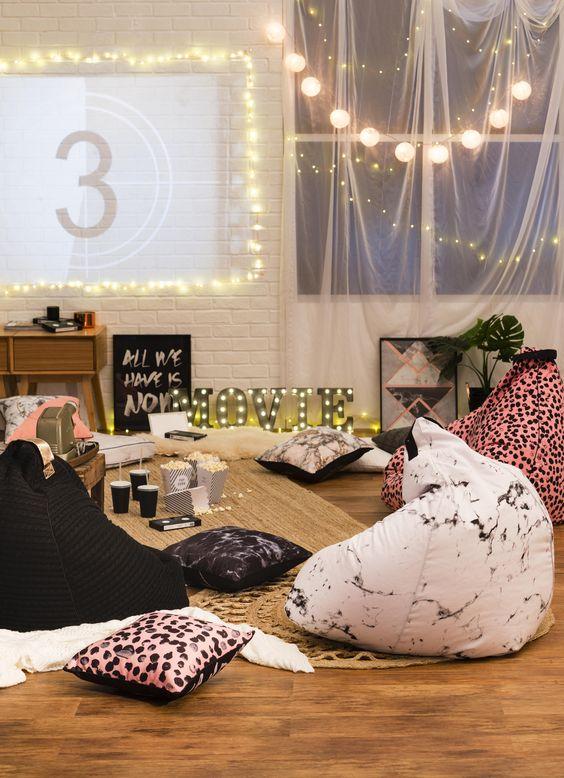 easy family entertaining together movie film night fun lifestyle blog