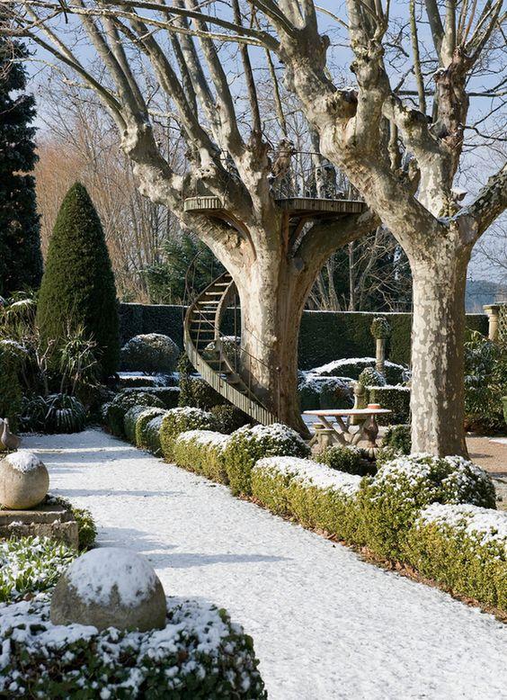 preparing garden for winter cold plants outdoor exterior design lifestyle blog