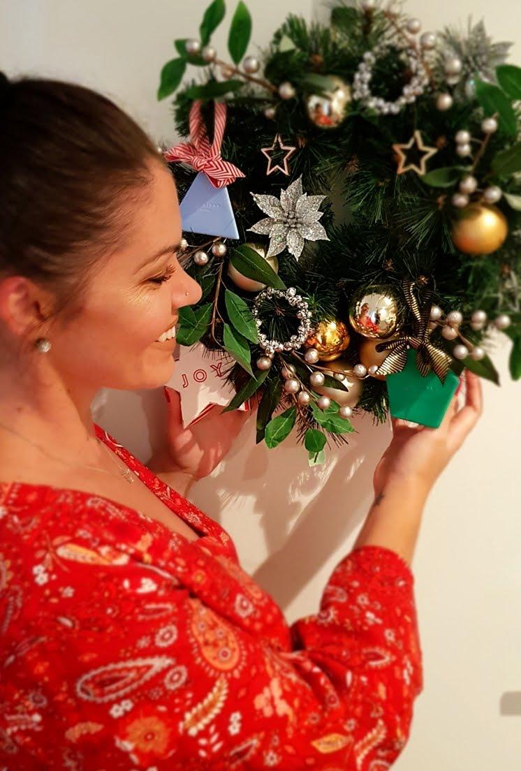 solo christmas celebrate holiday alone samantha clark festive self love wreath