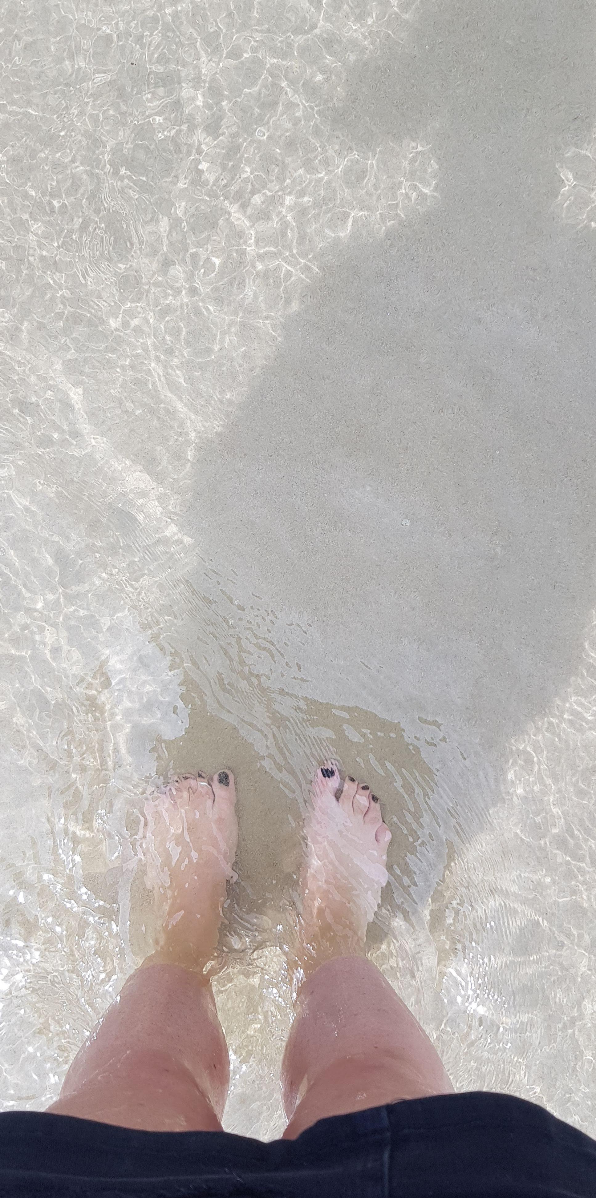 taking care feet self love beauty soul samantha clark waters blog