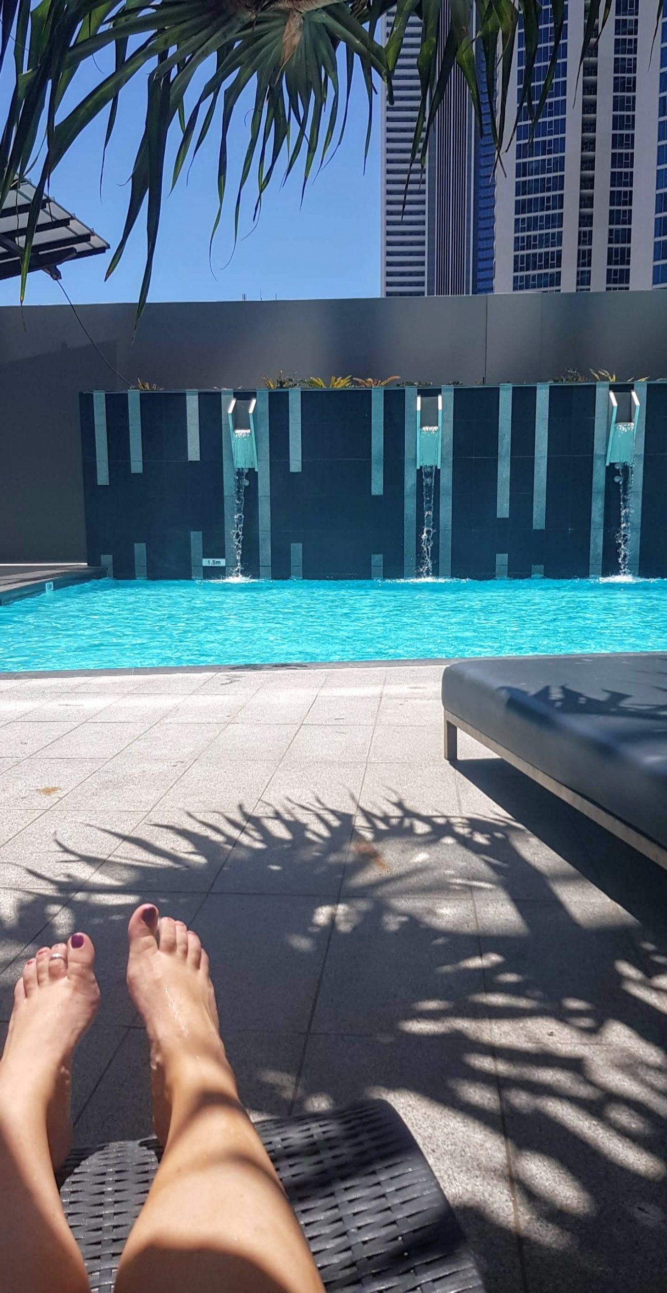 taking care feet self love beauty soul samantha clark waters blog poolside