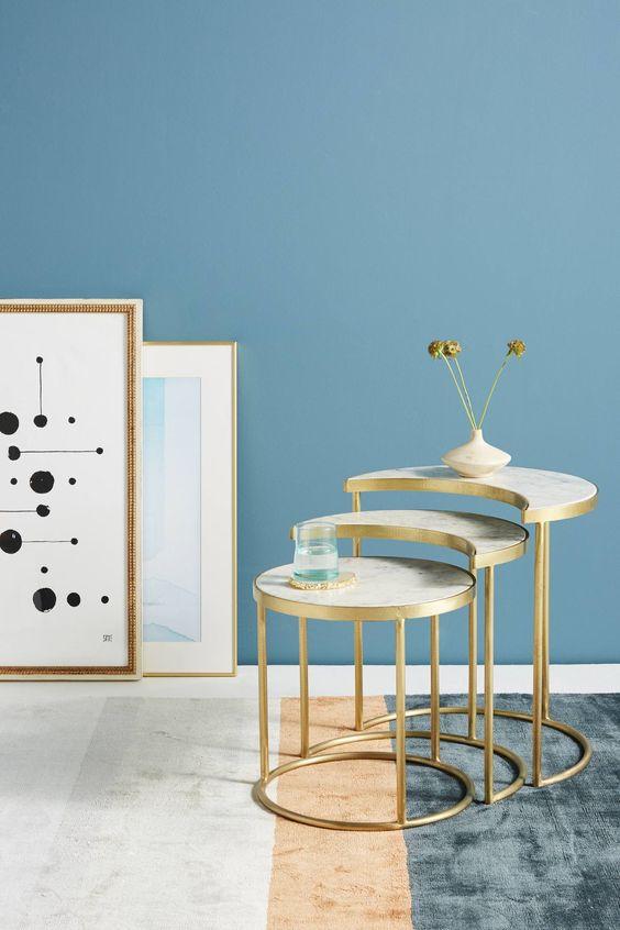 astrological moon tables decor home interior design lifestyle blog