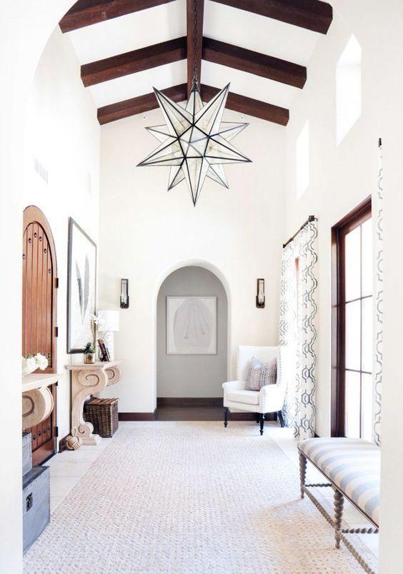 astrological star lights decor home interior design lifestyle blog