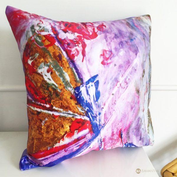 samantha clark waters hey stella art cushion cover butterfly