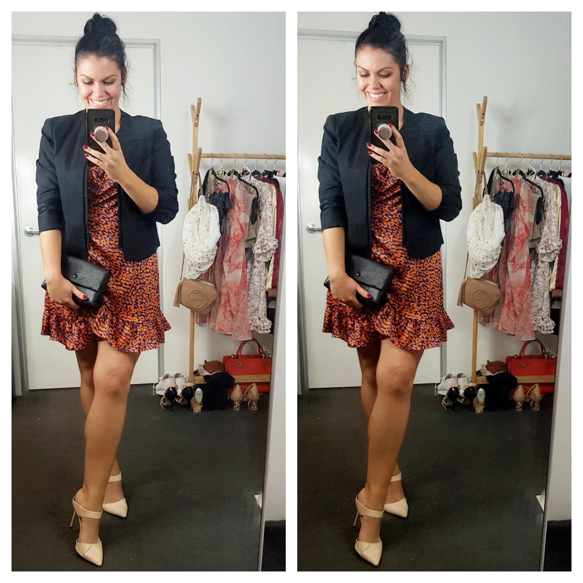 samantha clark waters fashion style ootd blog hi lo leveling up