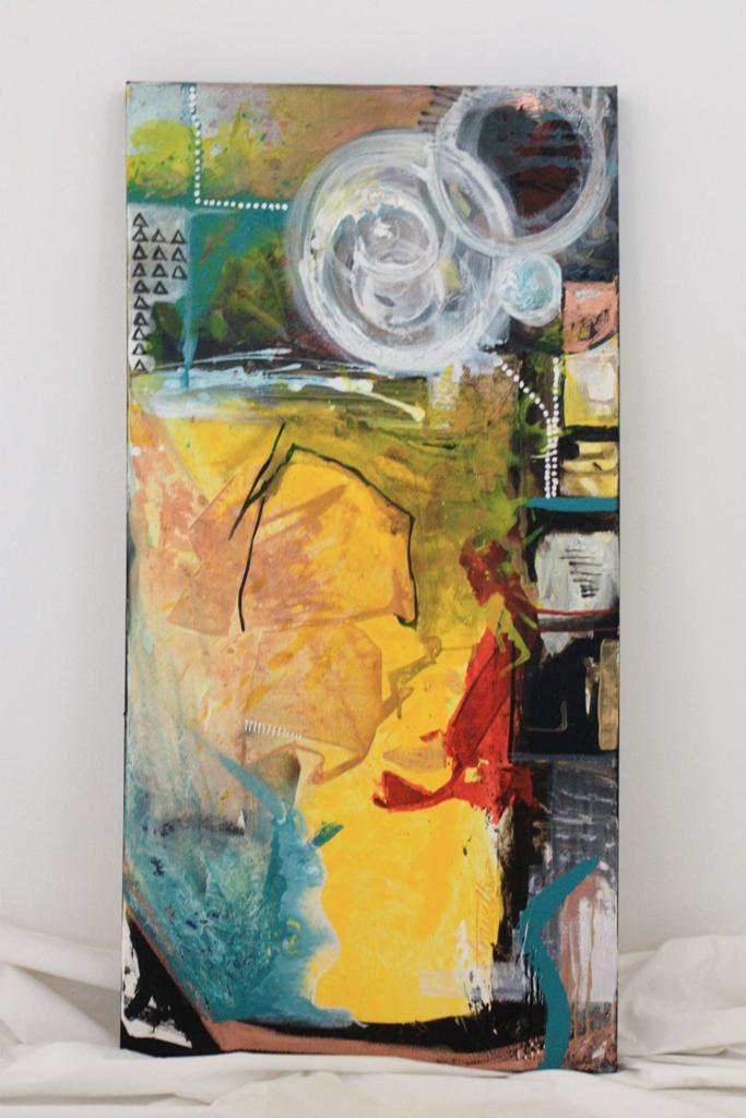 gold coast artist buy art love abstract interiors