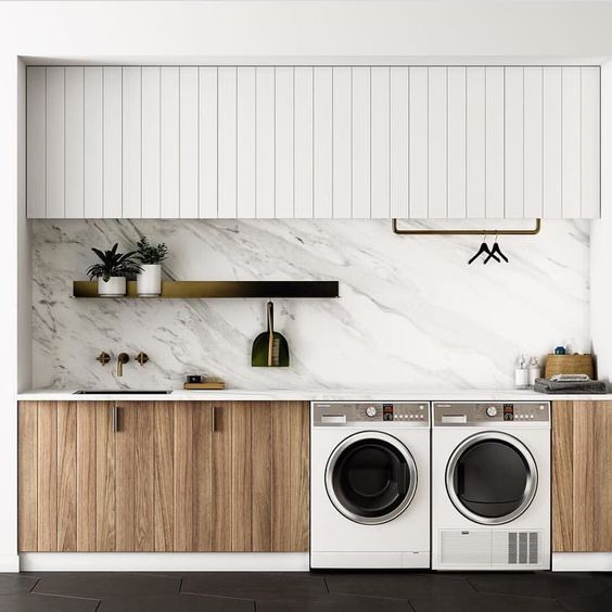 luxe laundry room interiors blog home style