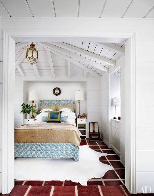 santa barbara interior design style home blog bedroom spanish colonial