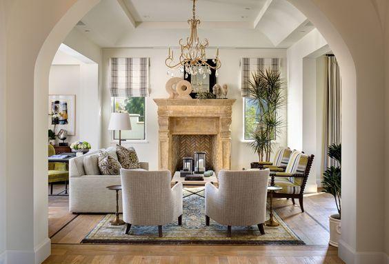santa barbara style interior design spanish style inspiration blog